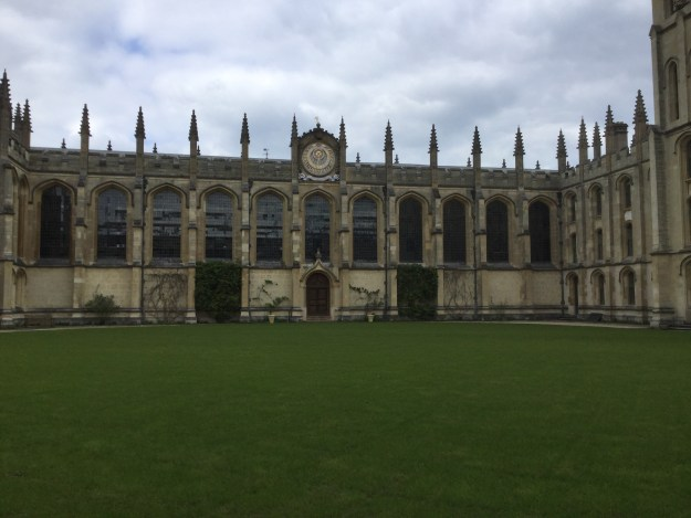 SHA Spring Conference at St Anne's College Oxford : 12th and