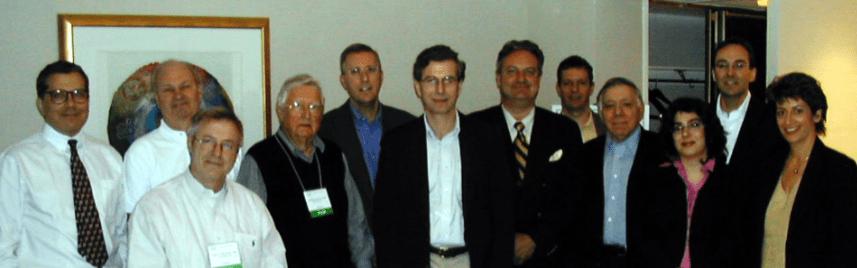 NASCI Strategic Planning Retreat in Washington, DC in April, 2005, I am on the far right.