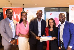 "Microsoft Soars Tony Elumelu Foundation With ""Tech Support"""