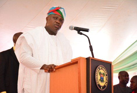 Lagos Govt Says Ambode Not Making Any Move Against Igbos