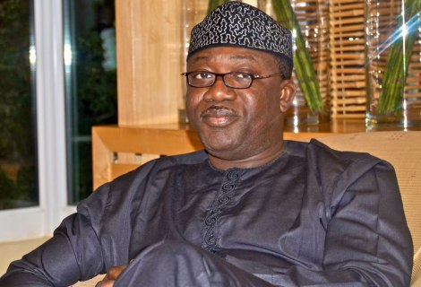 """""""There Are Skirmishes, Reports Of Violence"""" Kayode Fayemi  Speaks On Ekiti Election"""