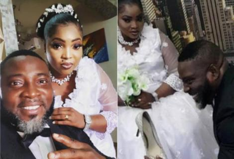Totally False After all!...sexy Singer Busola Oke Hoodwinked Public with Marital Vows To Promote New Song