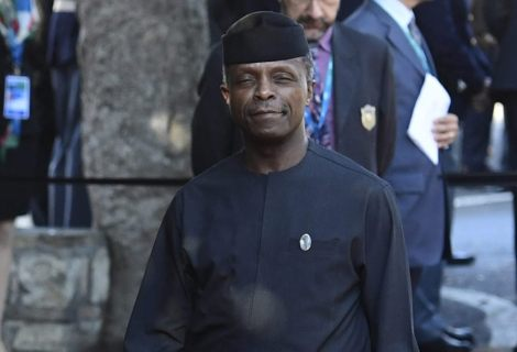 "Insiders Insist Osinbajo Still In ""Presidential Race"" & Provide Reasons – Despite V,P's ""Not On The Cards Comment"""