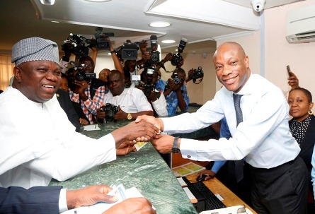 All The Details As Ambode Flags Off E-Tax Payment Campaign At GTBank