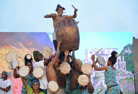 """""""Just A Little Of What To Expect When Initiator Oladipo Becomes Gov!"""" Supporters Claim As Drum Festival Gets Accolades Far & Wide"""