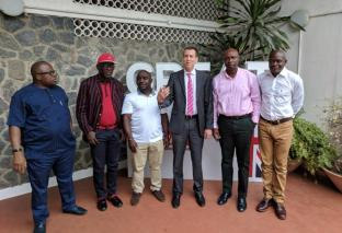 Why British Dep Head Of Mission Davidson Really Gave Access Bank Lagos City Marathon Great Commendation