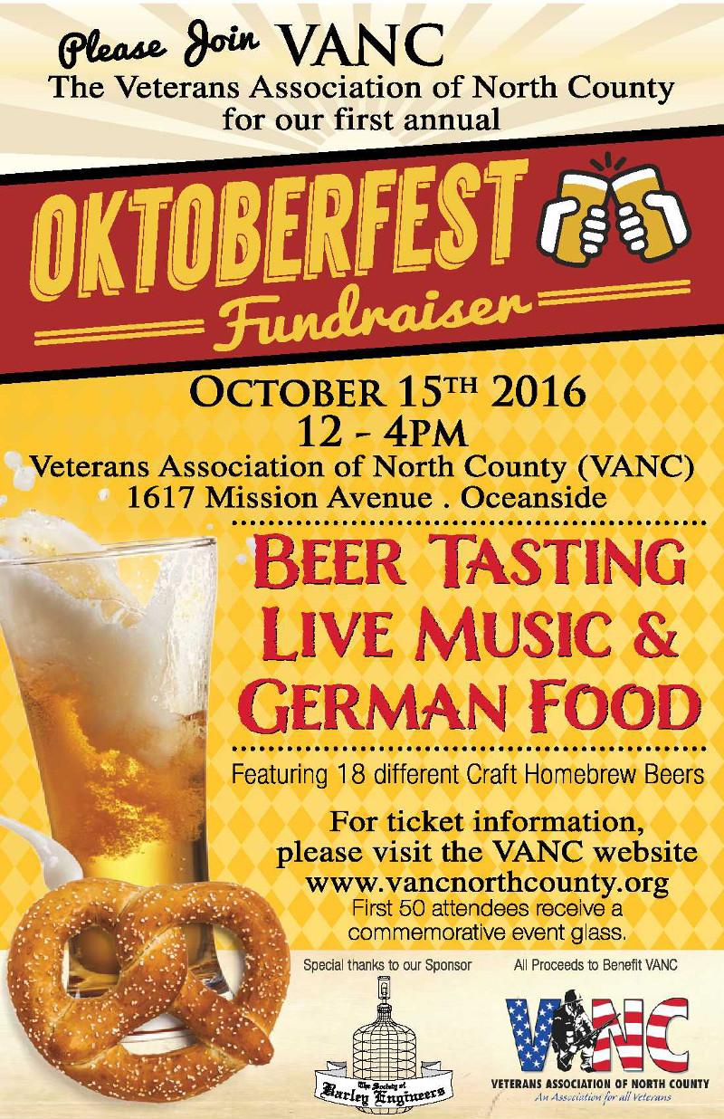 Public Event: SBE and VANC Oktoberfest