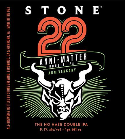 Stone 22nd Anniversary Soda Signups