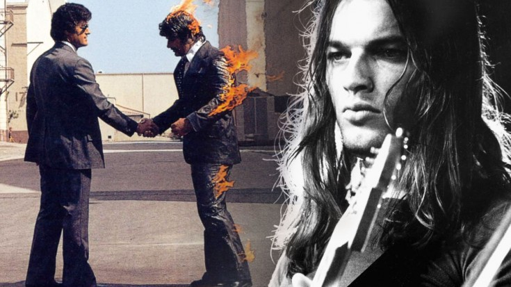 Pink Floyds David Gilmour Discusses Wish You Were Here Society Of Rock