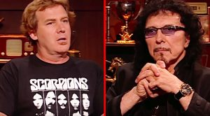 "Tony Iommi Immediately Starts Fumbling His Words After Hearing Van Halen Is ""Better"" Than Black Sabbath"