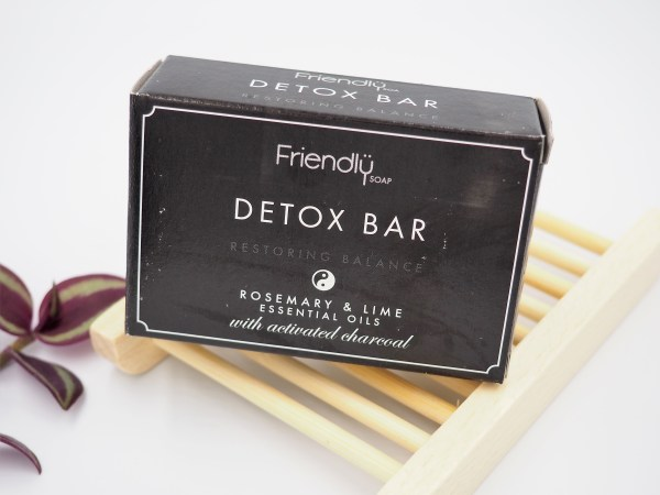 friendly detox soap bar vegan sls free ethical zero waste shop glasgow