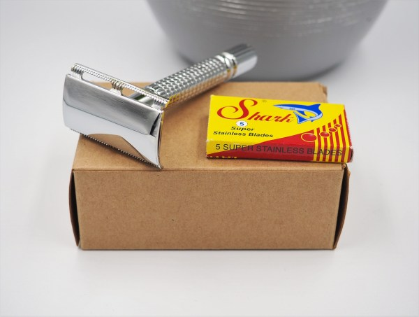 safety razor ethical scottish oak zero waste shaving glasgow society zero