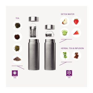 qwetch tea infuser flask stainless steel zero waste society zero shop glasgow