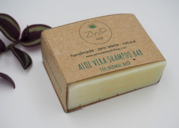 Zero waste shampoo bar zero waste shop Glasgow society zero