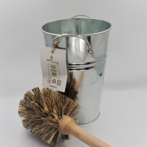 plastic free toilet brush and holder zero waste shop glasgow society zero