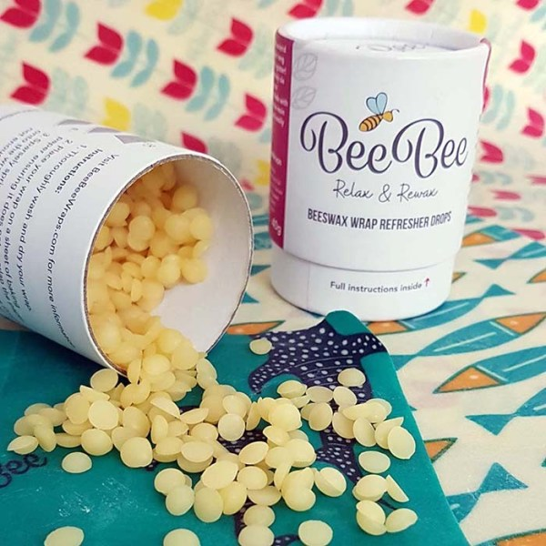 beeswax pellets beeswax wraps society zero glasgow