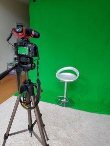 greenscreen foto bedrijfsvideo marketing