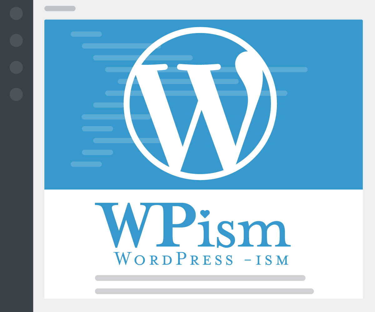 WPism-WordPress-Blog