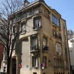 Hôtel Guimard. 1909