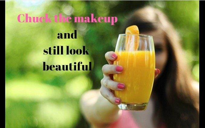 look beautiful without makeup