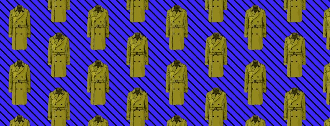 Breve historia del trech coat