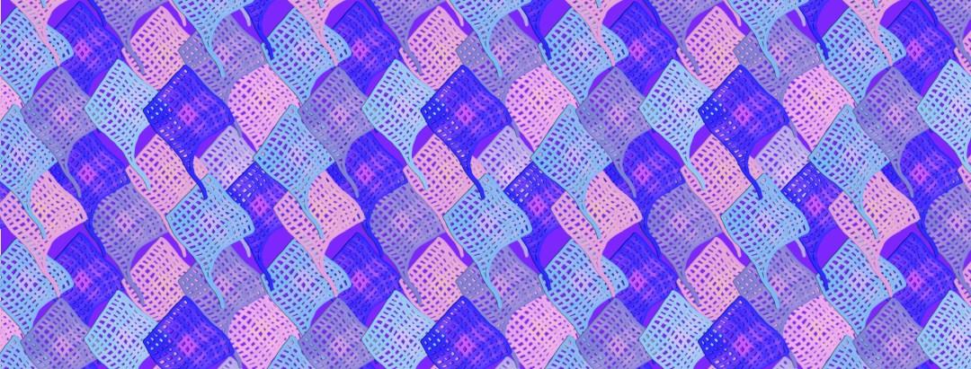 Arte y diseño textil print