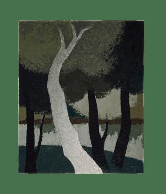 Sense títol, 1965 (arbres II)