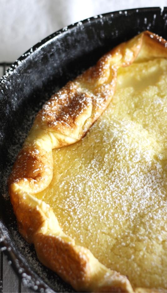 German Pancake aka Kaiserschmarrn