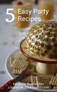 5 Easy Party Recipes sockbox10.com