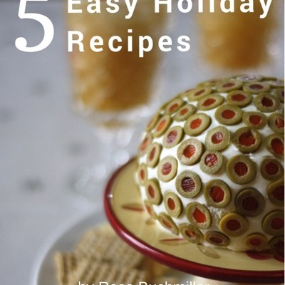 5 Easy Party Recipes e-Cookbook
