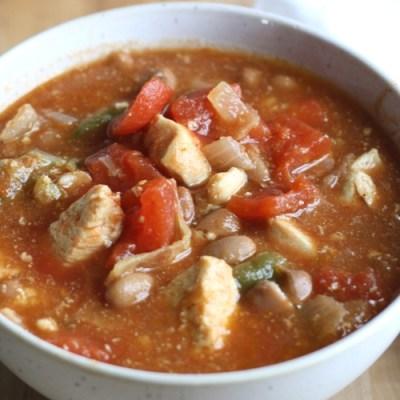 Chili Chicken Stew