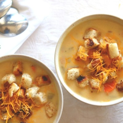 Colleen's Special Potato Soup