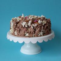 A Popcorn Cake