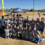2007 Girls win SCDelSol Presidents Day Tournament