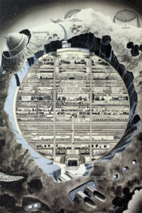 Science Fiction And Architecture In The Work Of Frank R