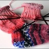 baby socks, die Zweiten !