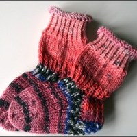 Baby Socks Pattern
