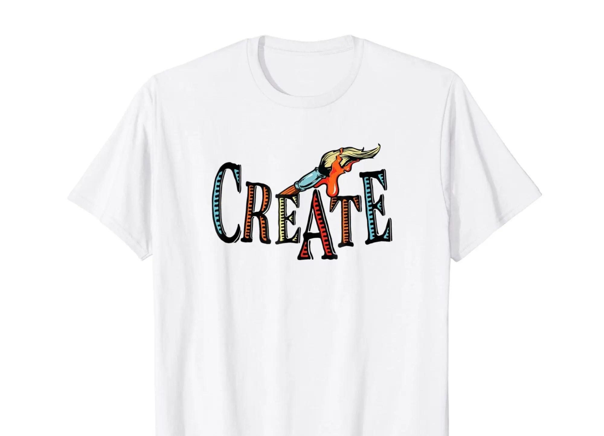 Create T-Shirt