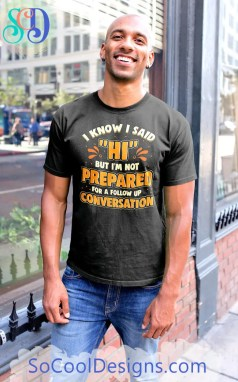 Funny Introvert T-Shirt