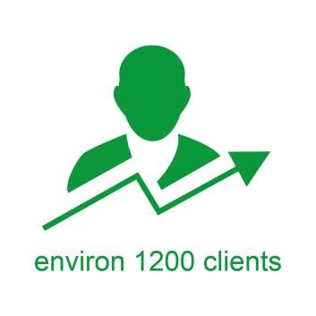 activité socoser, icone clients,
