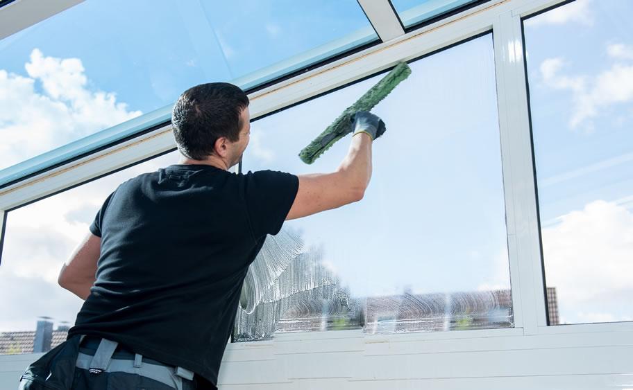 Sunroom Window Cleaning