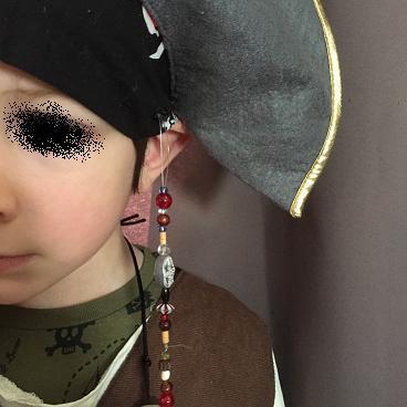 Petit bonhomme est Jack Sparrow