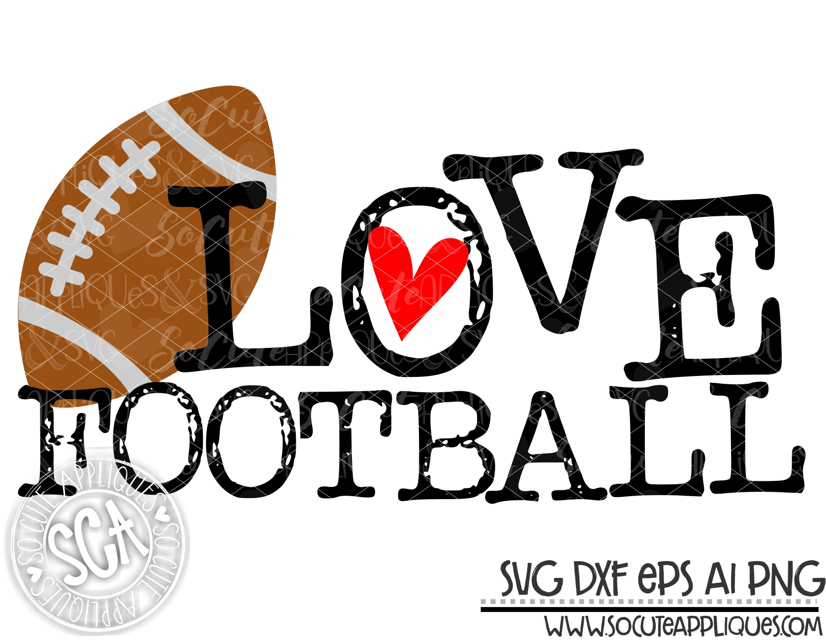 Download football love type 19 svg sca - socuteappliques.net