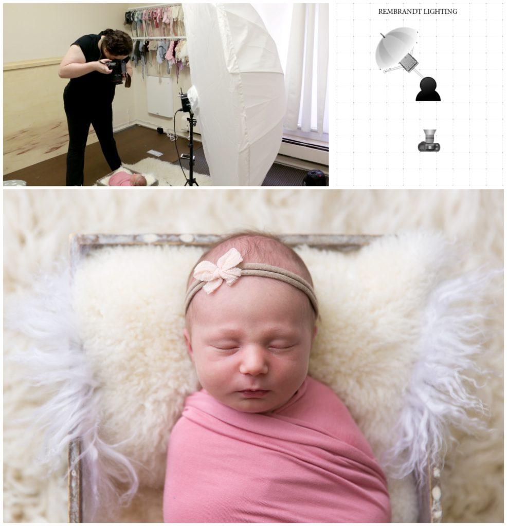 monterey newborn baby photographer