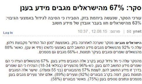 67 אחוז