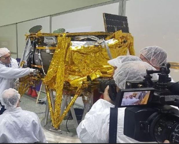 """החללית הישראלית לירח """"בראשית"""" תשוגר בשעה 3:58 !!!"""