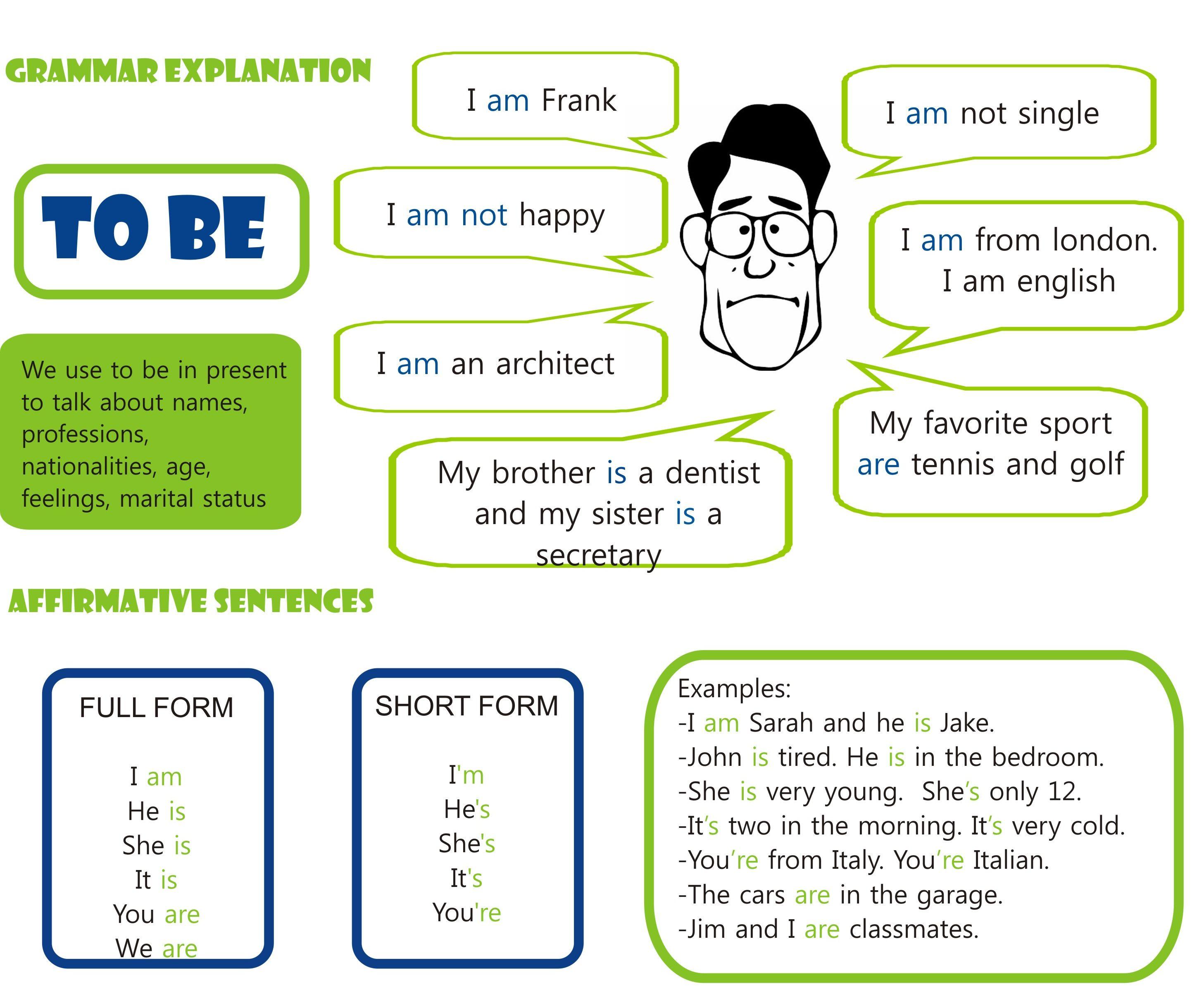 Connecting English Verbs
