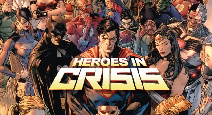 [SERIES REVIEW] DC Comics' Heroes In Crisis