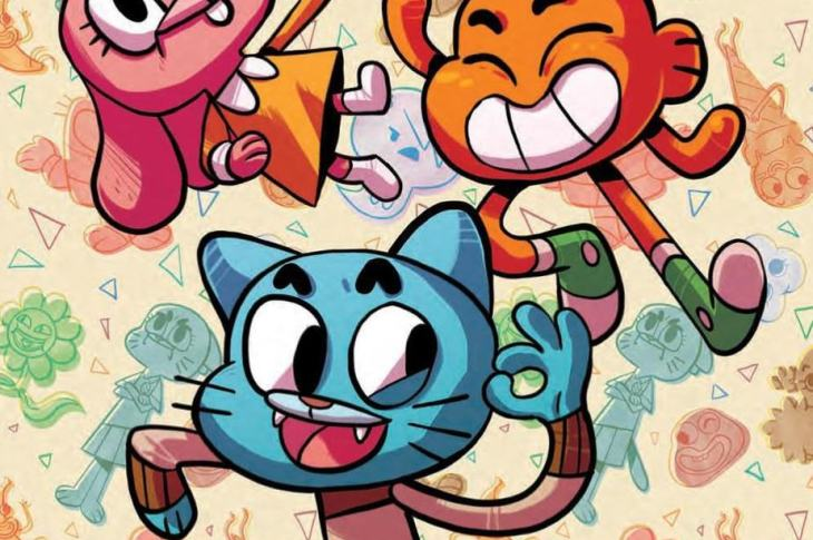 [REVIEW] The Amazing World of Gumball will make you Snort Out Loud 5