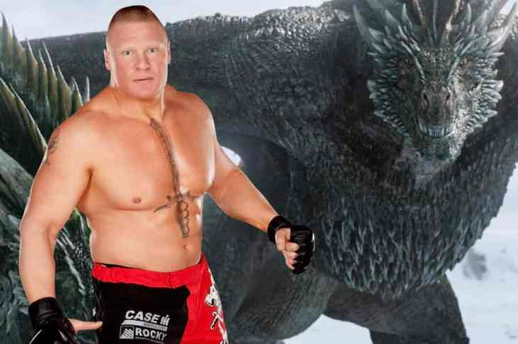 Brock Lesnar shocks WWE Universe with Game of Thrones Appearance 3